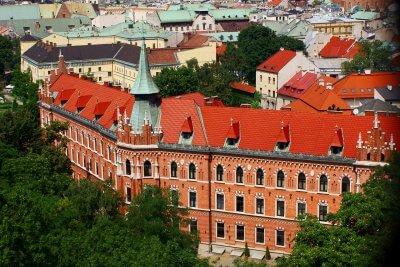 sylwester w krakowie