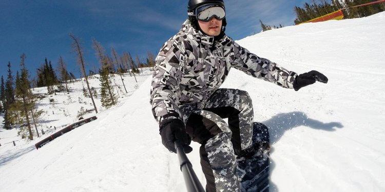 strój na narty