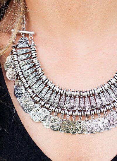 biżuteria na szyję