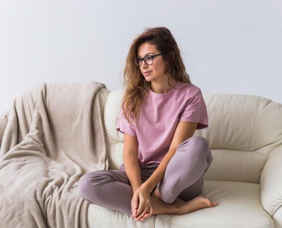 Bawełniane piżamy damskie